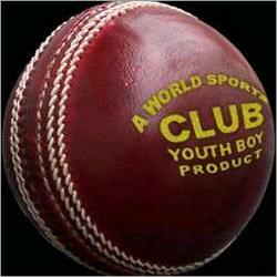 Club Youth Cricket Balls