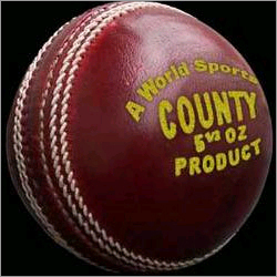 Club and County Cricket Balls
