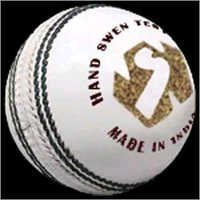 Test White Cricket Balls