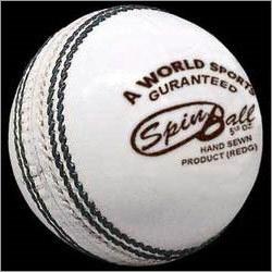White Spin Ball