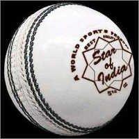 Star Of India White Cricket Balls