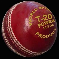 Power Cricket Balls