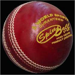 Leather Cricket Spin Ball