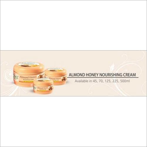 Almond Honey Nourishing Cream