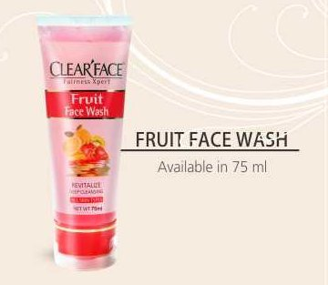 Fruit Face Wash