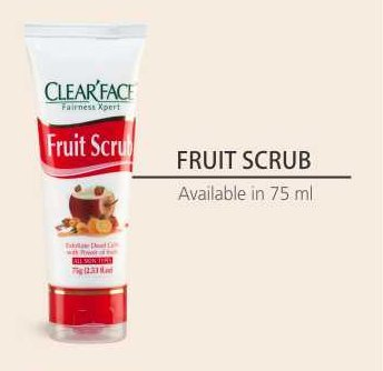 Fruit Scrub