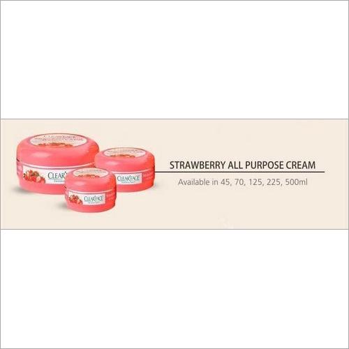 Strawberry All Purpose Cream
