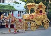 Royal Wedding Carriage