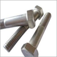 Hex Bolt Half Thread