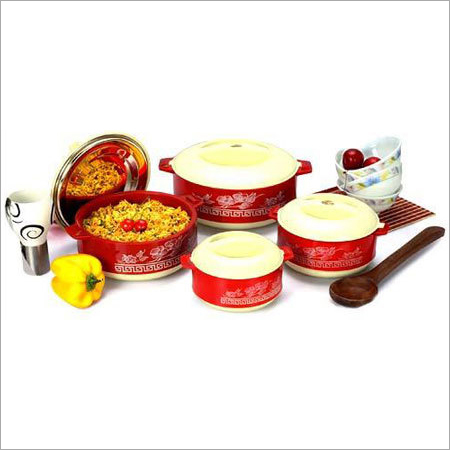 Red Yellow Hot Pot Sets