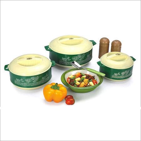 Yellow Green Hot Pot Sets