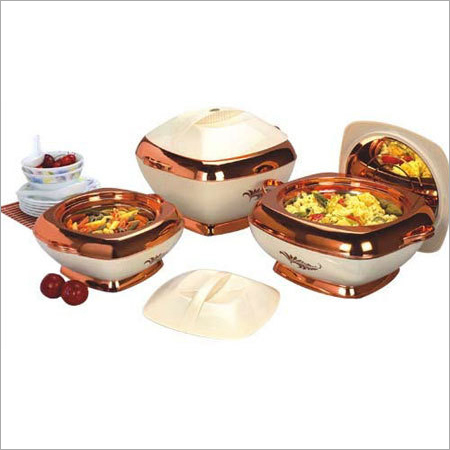 Square Deluxe Hot Pot Sets