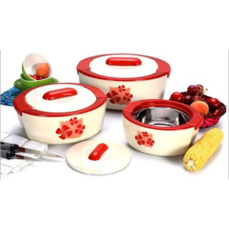 Red & White Hot Pot Sets