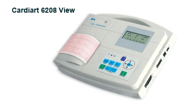 High Resolution ECG Machine