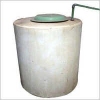 Under Ground Water Storage Tank