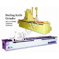 PEELING KNIFE GRINDER MACHINE