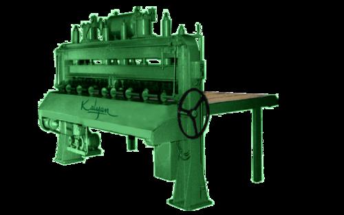 PNEUMATIC WET VENEER CLIPPER / WET VENEER CLIPPER (1400MM + 2750MM)