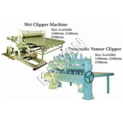 PNEUMATIC WET VENEER CLIPPER / WET VENEER CLIPPER