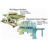 PNEUMATIC WET VENEER CLIPPER / WET VENEER CLIPPER