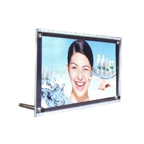 Desktop Crystal Light Frame