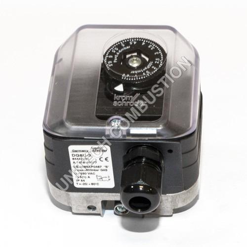 Krom Schorder Air And Gas Pressure Switch DG 50 U