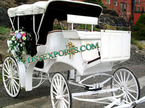 Elegent Victoria Horse Carriage