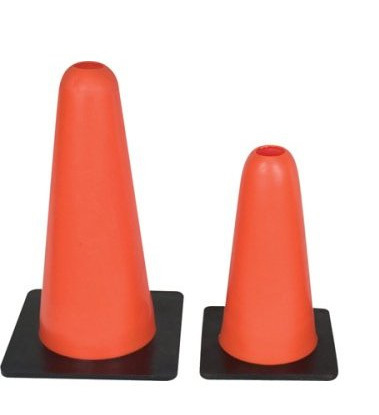 Weighted Cones