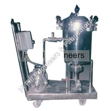 Sparkler Filter