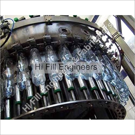 Cold drinks filling machine