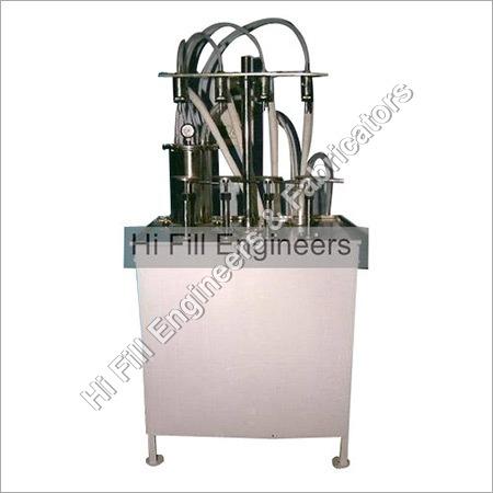 Vacuum Filler Machines