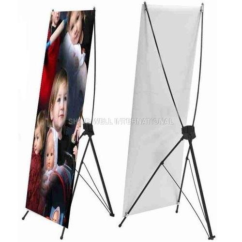 Luxury X Banner Stand