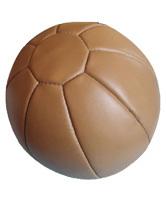 Leather Medicine Ball