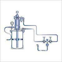 GREASE / OIL INJECTION SUPPLY SYSTEM