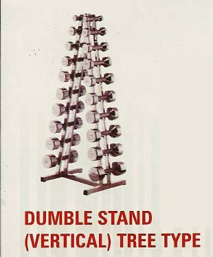 DUMBBLE STAND (VERTICAL)