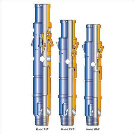 PARVEEN MODEL 'B' DOWNHOLE INSTRUMENT HANGERS
