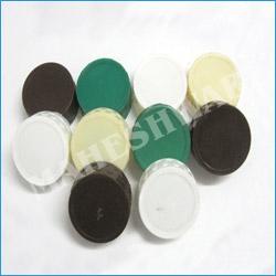 Plastic Container Caps 46mm x 7gm