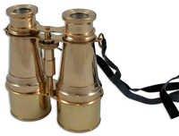 Solid Brass Binocular