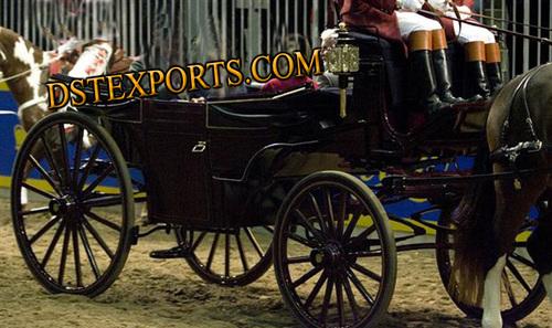 British Royal Horse Carriage