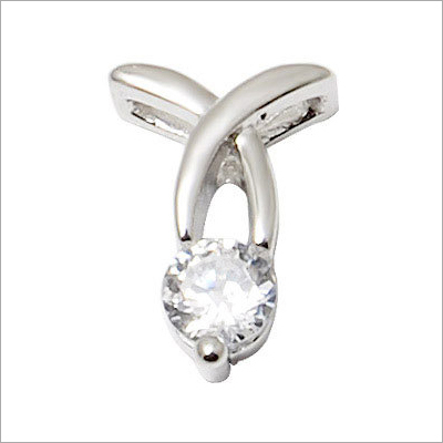 Baby Gift Pendant Small Silver Pendant Daily Wear