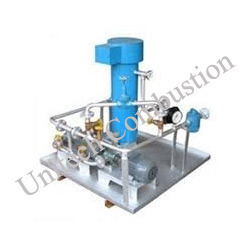 Heating Pumping Unit Ring Main Systems