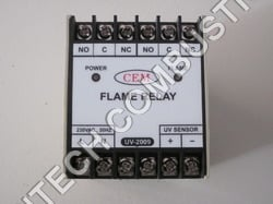 Flame Relay And Amplifier