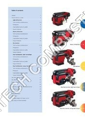 Oilon Burner and spares