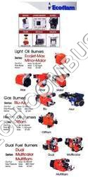 Ecoflam Burners and Spares