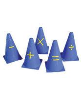 Printed Cones And Jump Sacks