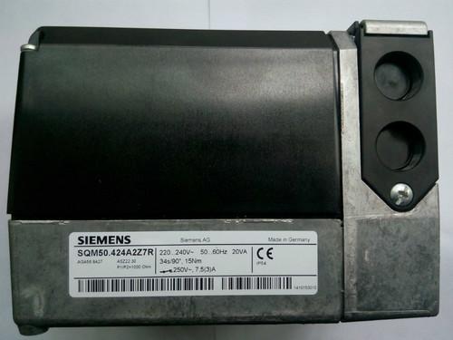 Siemens Burner Servo Motor SQM 50.481 A2