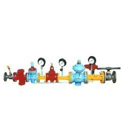 Vanaz Make High Pressure Gas Train