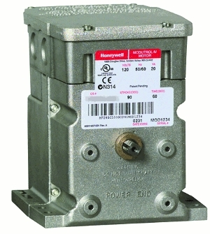 Burner Servo Motors And Actuators