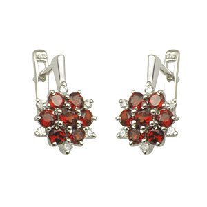WomenTrendy And Stylis for Flower Earring Designs