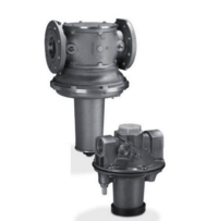 Krom Schorder Pressure Regulating Valve