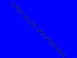 Acid Dyes - ACID BLUE 1